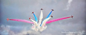 Red Arrows Vixen Break